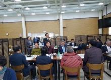 [의성]영호남 상호 교류 협력을 위한 전남 보성문화원 의성 방문