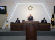 [의성]제233회 의성군의회 임시회 폐회