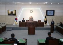 [의성]제235회 의성군의회 제2차 정례회 개회