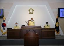 [의성]제239회 의성군의회 임시회 개회