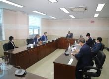 [의성]의성군의회, 통합신공항이전지원 특별위원회 구성
