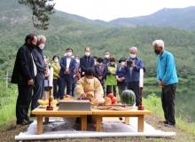 [의성]'의성 전통수리 농업시스템'의 문화유산, 첫물내리기 풍년기원행사 열어